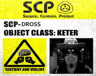 SCP-DROSS by Art-Pz