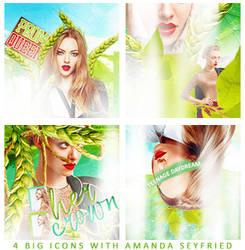 Amanda Seyfried Iconset by Maybeyou12