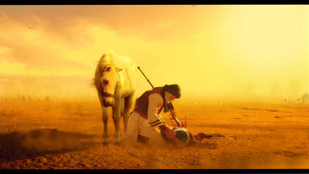 Hazrat Ali Akbar by DEA-pride