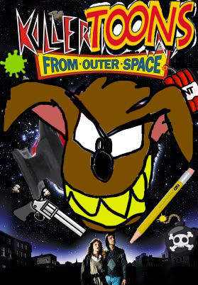 Killer-toon-from-outer-spaces by joshua786100