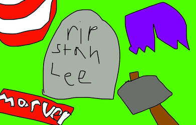 Rip-stan-lee by joshua786100