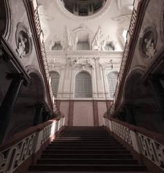 grand escalier by pumpkinman68