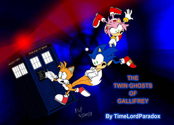 (FFN Cover) The Twin Ghosts of Gallifrey by TimeLordParadox