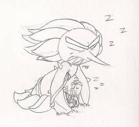Sleepy bfs 1 by LPS100