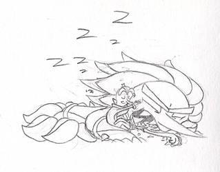 Sleepy bfs 2 by LPS100