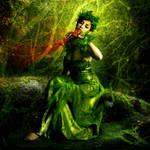 mother earth by Leviatha87