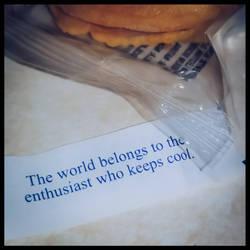 Fortune by MyCatLovesMe