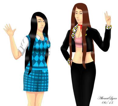 Long Hair Don't Care by Akemat-Lynn