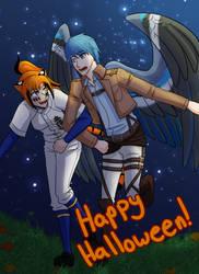 Happy Halloween!!! by izumichan37