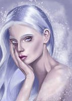 Snow Queen by TheMiaTopia