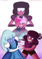 Made of Love [Steven Universe] by StarrenPiece