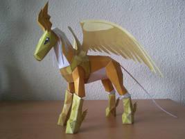 Pegasusmon by Destro2k