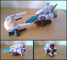 R-Type: R-90 Ragnarok by Destro2k