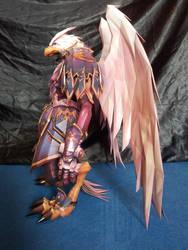 Avian Defender  - c by Destro2k