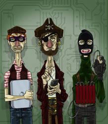 THIEF, PIRATE OR TERRORIST? by pacha-urbano