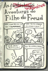 THE FREUD'S SON by pacha-urbano