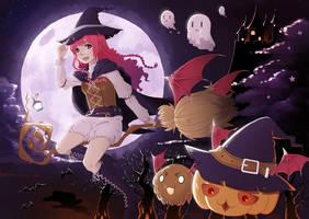 Little Witch by rollingpop