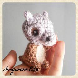 Cubone amigurumi by AmigurumiEilex
