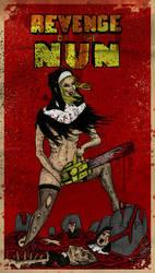 revenge of the nun by ayillustrations
