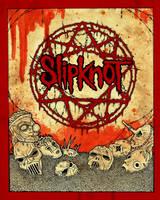 slipknot poster by ayillustrations