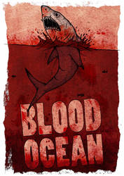 Blood Ocean by ayillustrations