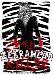 Zebrahead by ayillustrations