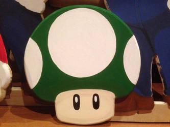 Mushroom by ChupaCabraThing