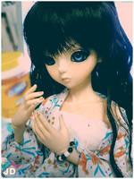 Sachikou's new faceup by Akasarushi