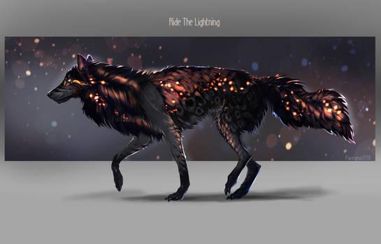Adopt Open! Ride The Lightning by Furrirama