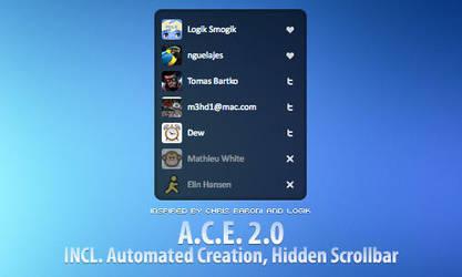 A.C.E. 2.0 by rhyguy