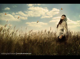 .:: nothing last forever ::. by iebe