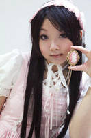 Pinky Victorian by Xuang