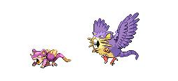 Pokemon Fusion VI by Oz-Skygarm