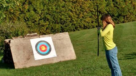 Archery by itasasu4ever