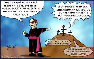 Arzobispo y eutanasia by jomra