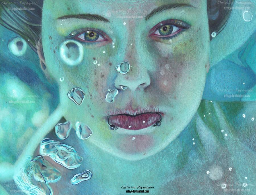 Underwater Intimacies by XRlS