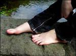 Cute Feet by Foxy-Feet