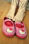 Kawaii Slippers Two by Foxy-Feet