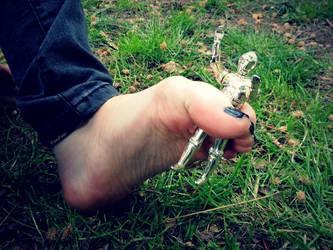 Sith Choke by Foxy-Feet