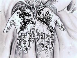 Henna by AZIZA-FEMI