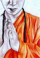 Monk by AZIZA-FEMI