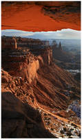 Canyonlands Framed by tourofnature