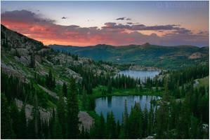 Canyon Sunset by tourofnature