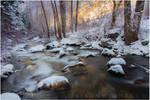Winter Glow by tourofnature