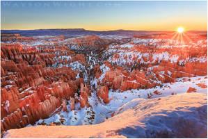 Bryce Canyon Beginnings by tourofnature