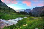 Sunset on the Tundra by tourofnature