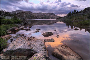 Remnants of a Summer Storm by tourofnature