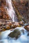 Apikuni Falls by tourofnature