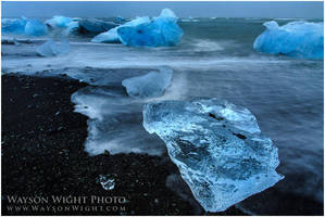 The Qaulities of Ice by tourofnature