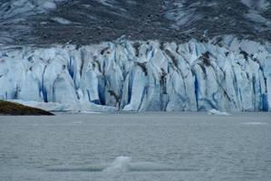 Mendenhall Glacier in Alaska by enavantinc